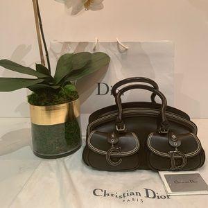 Christian Dior detective medium bag